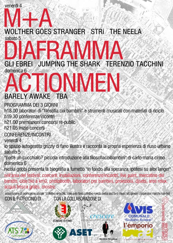 grafica festival2014 A6RETRO